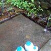 夏が来た!東温市の上林水の元(かみはやしみずのもと)、そうめん流しへGO