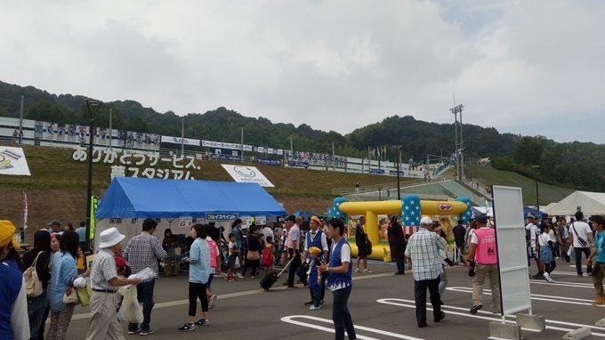 FC今治ありがとうサービス夢スタジアム